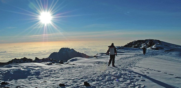 Climbing - Machame Route