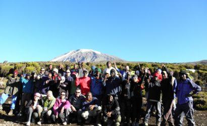 Kilimanjaro Umbwe