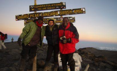 Kilimanjaro rongai climb