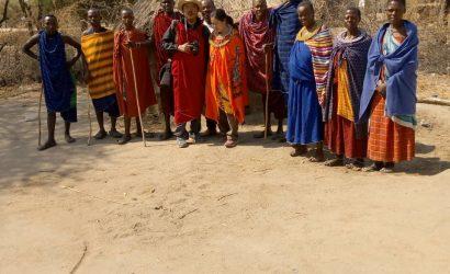 Cultural Tour in Tanzania Maasai